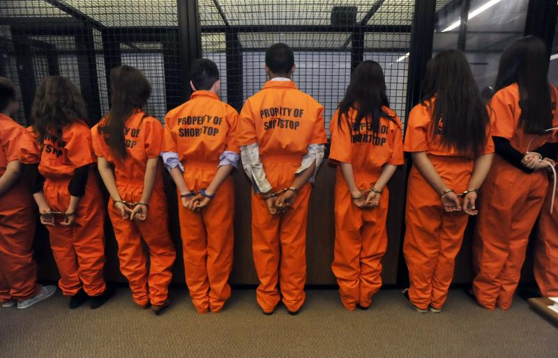 Juvenile-Offenders